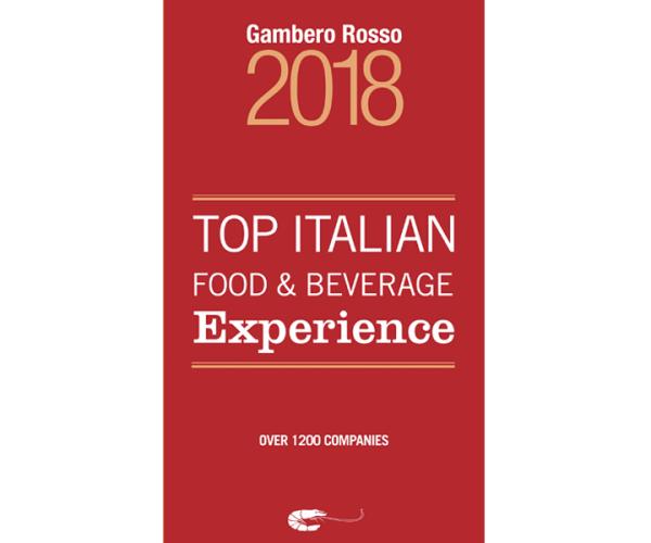 Top Italian Food&Beverage Experience 2018: Orlandi Passion è nella guida del Gambero Rosso